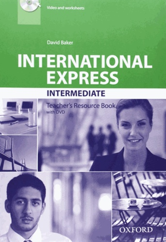 David Baker - International Express Intermediate - Teacher's Resource Book. 1 DVD