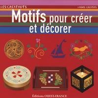 David Balade et Denise Crolle-Terzaghi - Motifs pour créer et décorer.