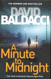 David Baldacci - A Minute to Midnight.