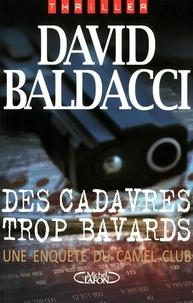 David Baldacci et Laure Joanin - Des cadavres trop bavards.