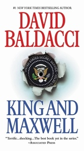 David Baldacci - King and Maxwell.