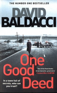 David Baldacci - One Good Deed.