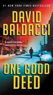 David Baldacci - One Good Deed.