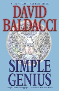David Baldacci - Simple Genius.
