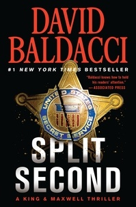 David Baldacci - Split Second.