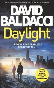 David Baldacci - The Atlee Pine thriller  : Daylight.