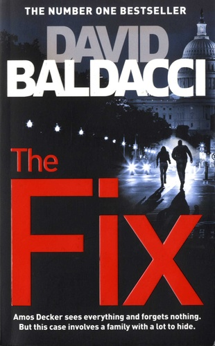 David Baldacci - The Fix.