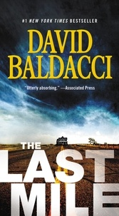 David Baldacci - The Last Mile.
