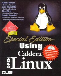USING CALDERA OPEN LINUX. Special Edition, CD-Rom included.pdf