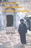 David Banks et Alain Cazade - La Langue, la linguistique et le texte religieux.
