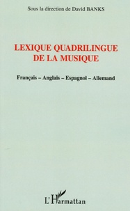 Deedr.fr Lexique quadrilingue de la musique - Français-anglais-espagnol-allemand Image