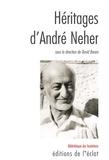 David Banon - Héritages d'André Neher.