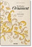 David Batterham et Auguste Racinet - L'univers de l'ornement - Réimpression complète en couleur de L'ornement polychrome (1869-1888) et L'ornement des tissus (1877).
