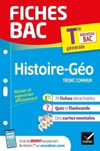 David Bédouret et Jérôme Calauzènes - Histoire-Géographie Tle tronc commun.