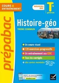 David Bédouret et Jérôme Calauzènes - Prépabac Histoire-Géographie Tle générale - Bac 2022 - nouveau programme de Terminale.