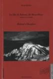 David Belden - La fille de Balmat, dit Mont-Blanc - Tombeau pour Judith.