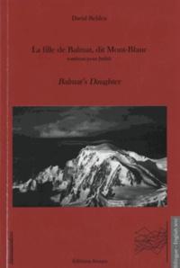 Deedr.fr La fille de Balmat, dit Mont-Blanc - Tombeau pour Judith Image