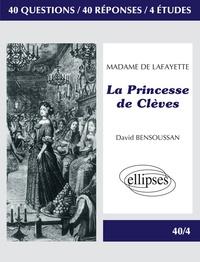 Histoiresdenlire.be La Princesse de Clèves, Madame de Lafayette Image