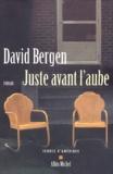 David Bergen - .