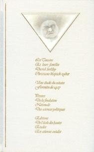 David Berlihy - Toscans et leurs familles : une étude du Catasto florentin de 1427.