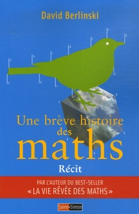 David Berlinski - Une brève histoire des maths.