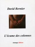 David Bernier - L'écume des colonnes.