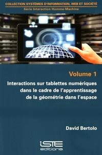 Coachingcorona.ch Interactions sur tablettes numériques dans le cadre de l''apprentissage de la géométrie dans l'espace Image
