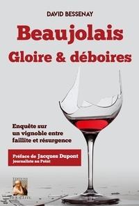 David Bessenay et Jacques Dupont - Beaujolais, Gloire et déboires - Enquête sur un vignoble entre faillite et résurgence.