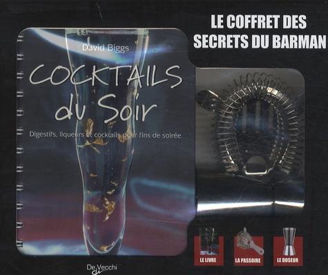 David Biggs - Coffret des secrets du barman.