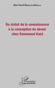 Checkpointfrance.fr Du statut de la connaissance à la conception du devoir chez Emmanuel Kant Image