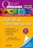 David Bioret - Objectif Concours - Manuel de culture territoriale.