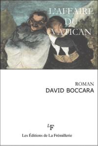 David Boccara - L'affaire du Vatican.