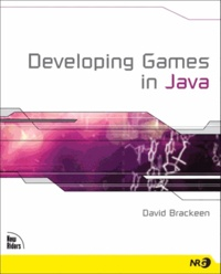 David Brackeen - Developing games in Java.
