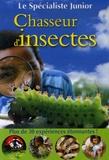 David Burnie - Chasseur d'insectes.