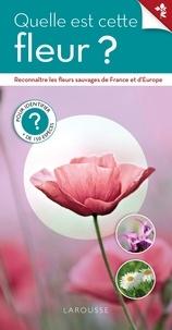 David Burnie - Quelle est cette fleur sauvage ?.