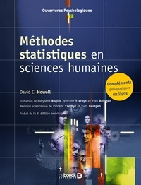 David C. Howell - Méthodes statistiques en sciences humaines.