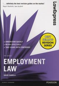 David Cabrelli - Employment Law.