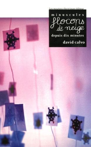 David Calvo - Minuscules flocons de neige depuis dix minutes.