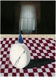 David Caméo et Claude Eveno - Martine Bedin A petits pas - Livre accompagnée d'une lithographie originale signée et numérotée par Martine Bedin (tirage à 100 exemplaires).