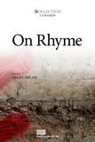 David Caplan - On rhyme.