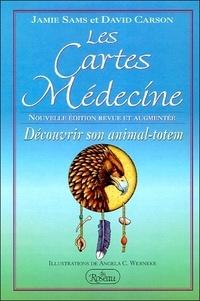 Accentsonline.fr Les cartes-médecine. - Découvrir son animal-totem, Edition 2000 Image