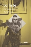 David Cascaro - La liste - La collection Samuel-Weis d'art contemporain.