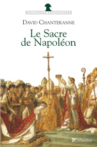 David Chanteranne - Le Sacre de Napoléon.