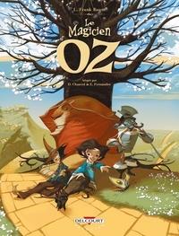Deedr.fr Le Magicien d'Oz Intégrale Image