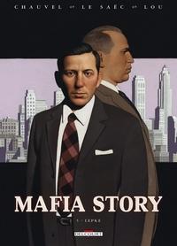 David Chauvel - Mafia Story Tome 5 : Lepke.