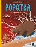 David Chauvel et Fred Simon - Popotka le petit sioux - Mahto.
