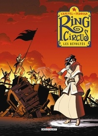 Ring Circus Tome 4 - David Chauvel |