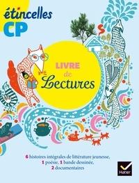 David Chauvet et Olivier Tertre - Livre de lectures CP Etincelles.