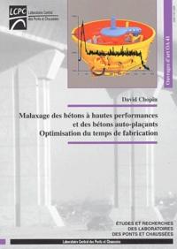 David Chopin - Malaxage des bétons à hautes performances et des bétons auto-plaçants - Optimisation du temps de fabrication.