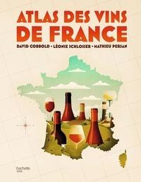 David Cobbold - Atlas des vins de France.
